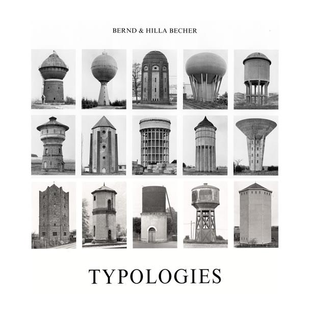 TYPOLOGIES By Becher, Bernd/ Becher, Hilla/ Zweite, Armin (EDT)