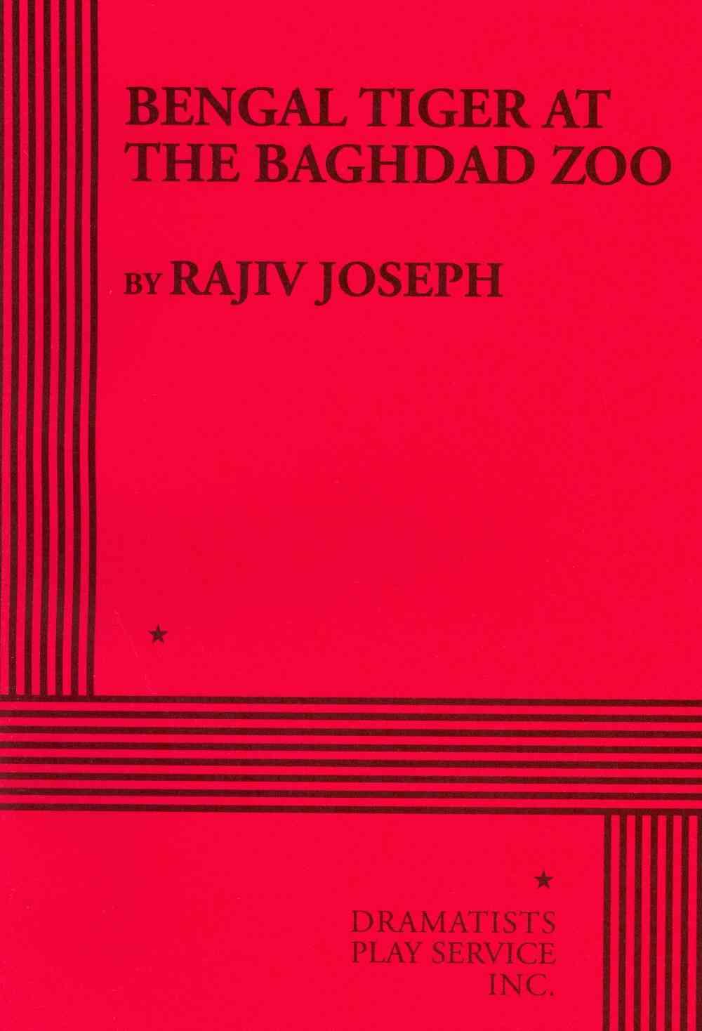 Bengal Tiger at the Baghdad Zoo By Joseph, Rajiv